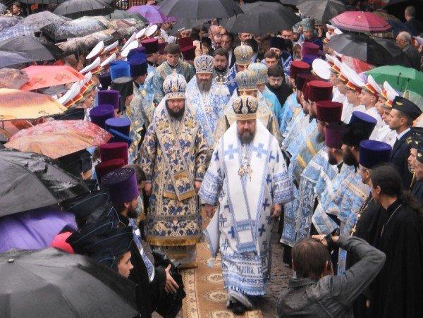 В Кривом Роге освящен «афганский» храм - центр городского духовно-патриотического комплекса (фото), фото-3