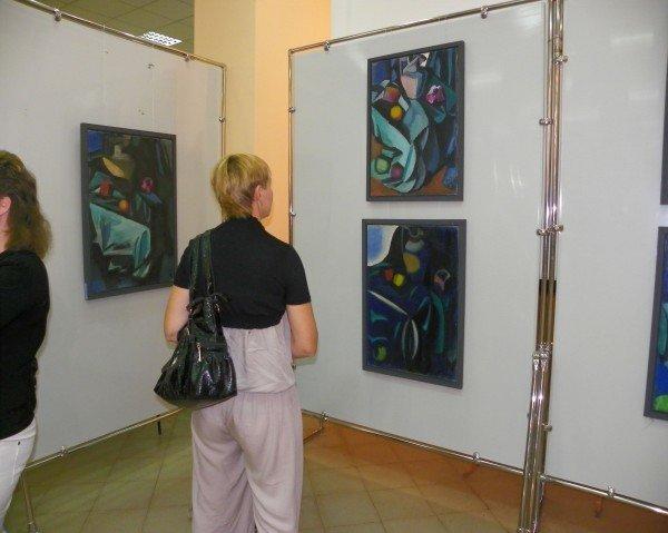 Днепропетровский художник зовет «На звук» ( Фото), фото-1