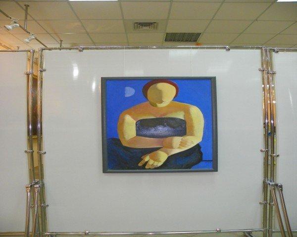 Днепропетровский художник зовет «На звук» ( Фото), фото-3