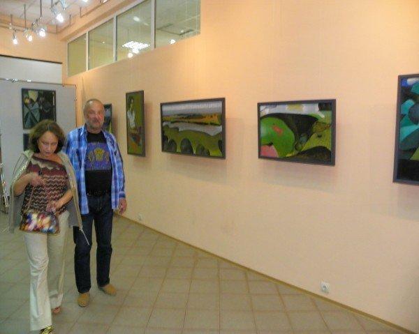 Днепропетровский художник зовет «На звук» ( Фото), фото-5