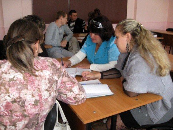 Учителя Горловки разработали стратегию борьбы с «зеленым змием», фото-2