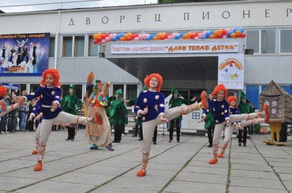 В Симферополе провели праздник для приемных семей (фото), фото-5