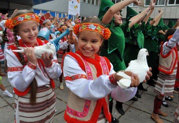 В Симферополе провели праздник для приемных семей (фото), фото-3