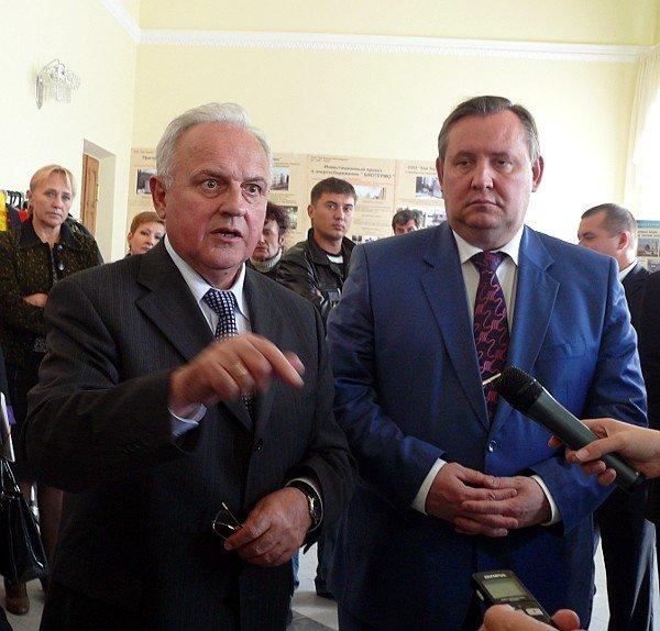 На Луганщине министру ЖКХ дали три задания (ФОТО), фото-1