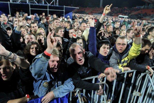 Прощальная гастроль «Scorpions» в Донецке (фото), фото-9