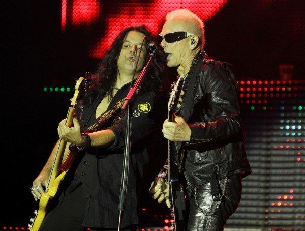 Прощальная гастроль «Scorpions» в Донецке (фото), фото-6