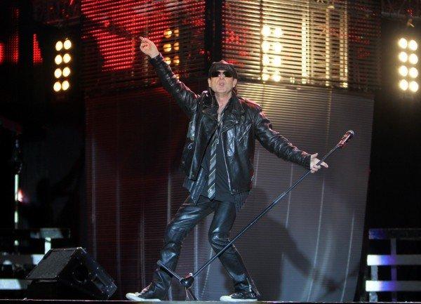 Прощальная гастроль «Scorpions» в Донецке (фото), фото-12
