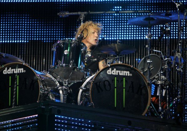 Прощальная гастроль «Scorpions» в Донецке (фото), фото-10