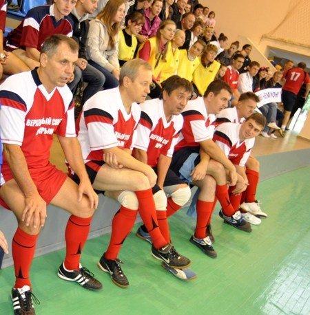 Крымские чиновники стали спортсменами (фото), фото-2