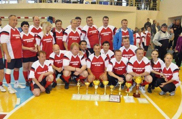 Крымские чиновники стали спортсменами (фото), фото-8