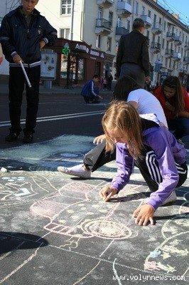 Луцьк відсвяткував вуличне «автошоу» (ФОТО), фото-1