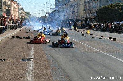 Луцьк відсвяткував вуличне «автошоу» (ФОТО), фото-3