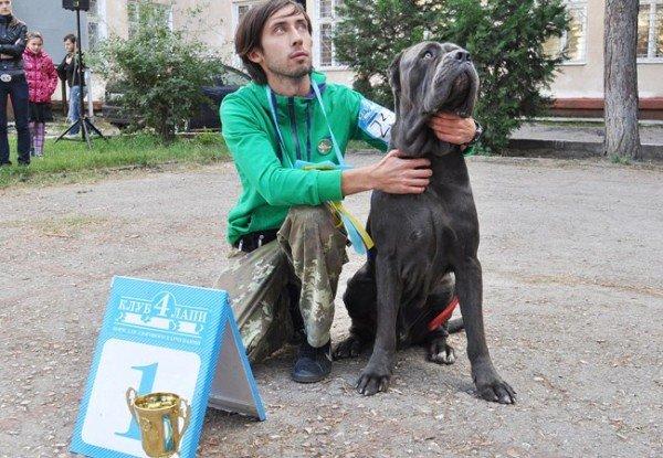В Симферополь привезли лучших собак со всей Украины (фото), фото-3