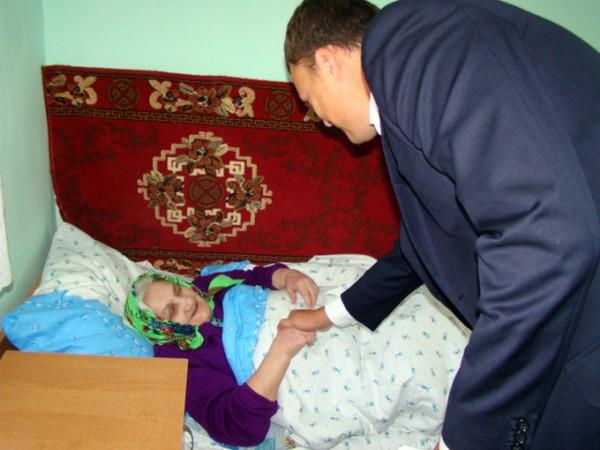 На содержание домов престарелых из областного бюджета в этом году предусмотрено около 44 миллионов гривен (ФОТО), фото-1