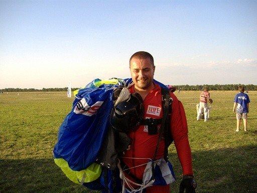 Николаевский парашютист вошел в Книгу рекордов Гиннеса Украины (ФОТО), фото-1