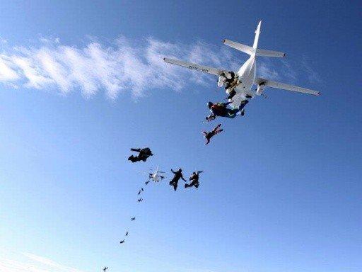 Николаевский парашютист вошел в Книгу рекордов Гиннеса Украины (ФОТО), фото-2