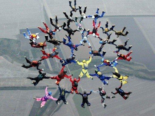 Николаевский парашютист вошел в Книгу рекордов Гиннеса Украины (ФОТО), фото-4