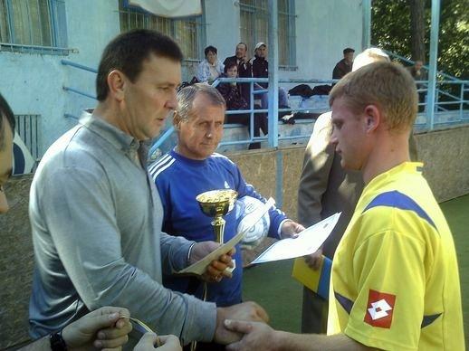 В Николаеве состоялся турнир по мини-футболу среди бывших наркоманов (ФОТО), фото-1