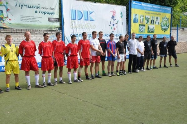 В Николаеве состоялся турнир по мини-футболу среди бывших наркоманов (ФОТО), фото-3