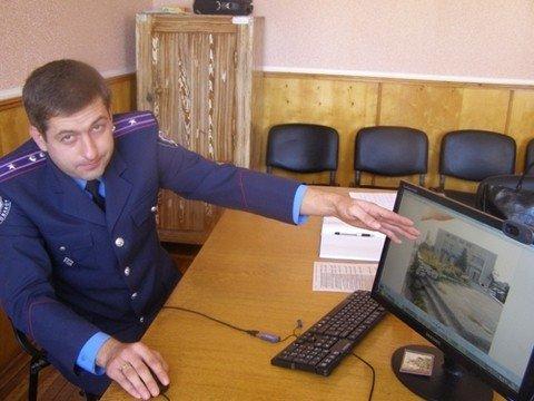 У Вінницькій області дільничний підстрелив крадія банку (ФОТО), фото-1