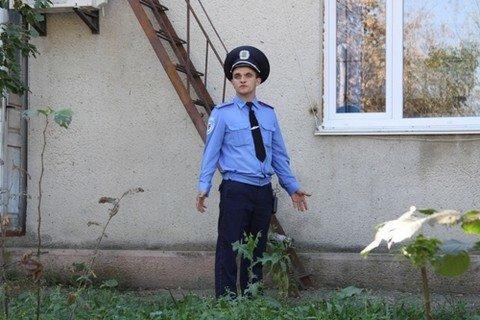 У Вінницькій області дільничний підстрелив крадія банку (ФОТО), фото-2