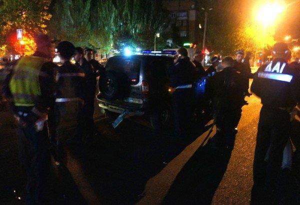 В Николаеве «BMW» протаранила милицейскую «Ниву» (ФОТО), фото-10