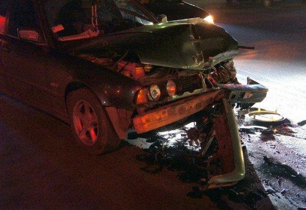 В Николаеве «BMW» протаранила милицейскую «Ниву» (ФОТО), фото-3