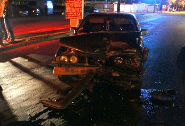 В Николаеве «BMW» протаранила милицейскую «Ниву» (ФОТО), фото-7