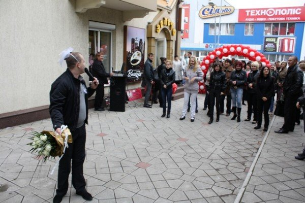 В Артёмовске «АРТзолото» устроило праздник для молодожёнов, фото-4