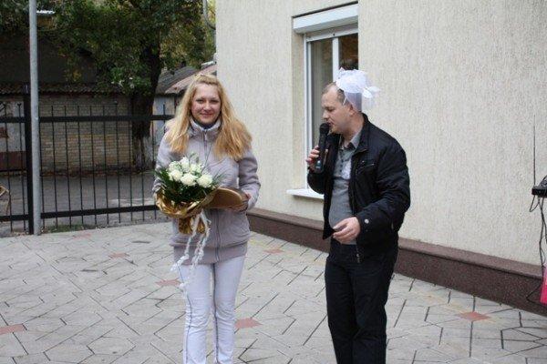 В Артёмовске «АРТзолото» устроило праздник для молодожёнов, фото-6