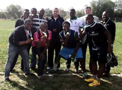 В Тернополі пройшли спортивні змагання, присвячені незалежності Нігерії, фото-4
