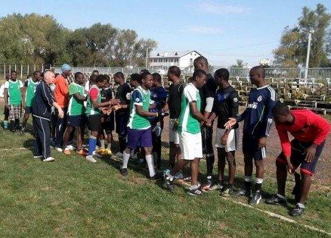 В Тернополі пройшли спортивні змагання, присвячені незалежності Нігерії, фото-1