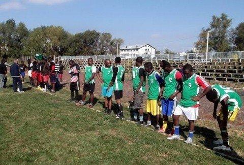 В Тернополі пройшли спортивні змагання, присвячені незалежності Нігерії, фото-2