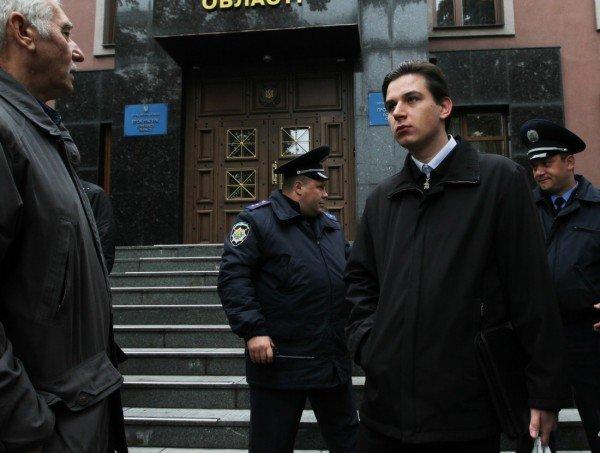 В Донецке «дети войны» пикетировали прокуратуру (фото, видео), фото-3