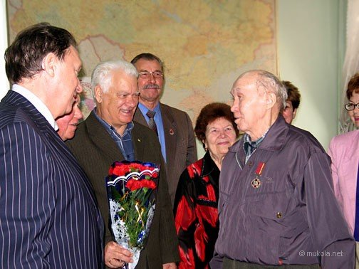 Награда нашла героя: сегодня ветерану Григорию Волошину вручили орден «За заслуги» (ФОТО), фото-2
