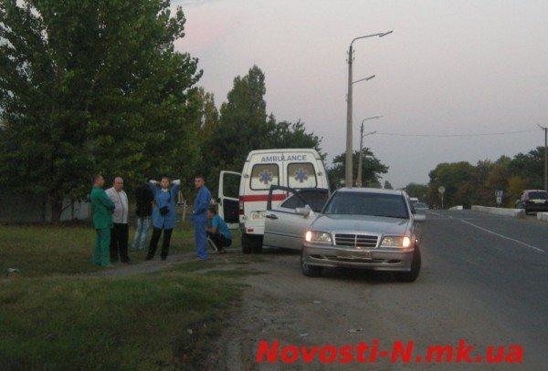 42-летний николаевец умер в «Мерседесе» прямо на ходу (ФОТО), фото-1