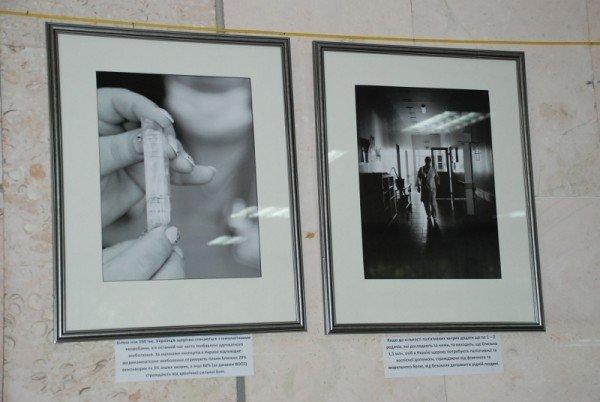 Сегодня в Николаевской библиотеке открылась фотовыставка «Один день неизлечимого больного» (ФОТО), фото-7