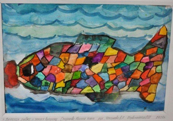 Крымская художница проведет бесплатные мастер-классы для детей (фото), фото-7