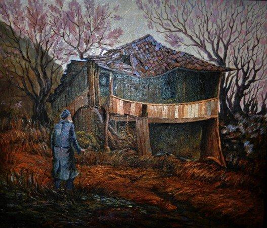 В Симферополе выставили 185 произведений крымских художников (фото), фото-1