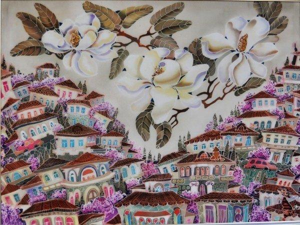 В Симферополе выставили 185 произведений крымских художников (фото), фото-9