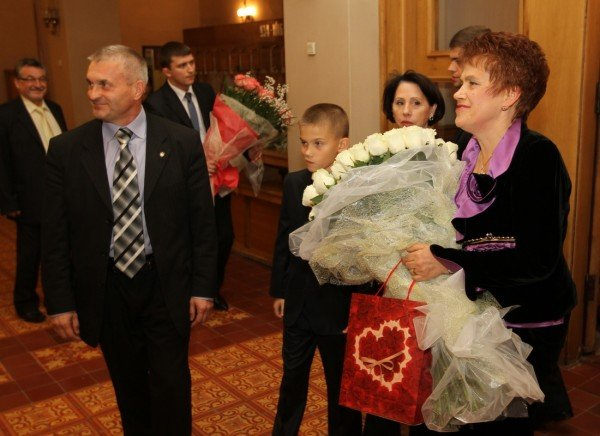 Людмилу Янукович поздравили с днем рождения в театре (фото), фото-3