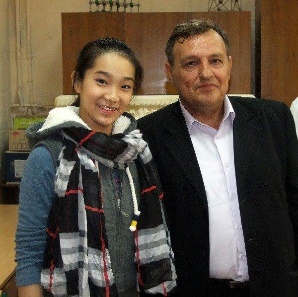 В Донецке на «Звездах мирового балета» исполнила танец глухая китаянка (ФОТО), фото-2