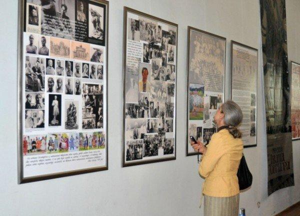 В Симферополе открылась выставка памяти Ивана Гончара (фото), фото-3