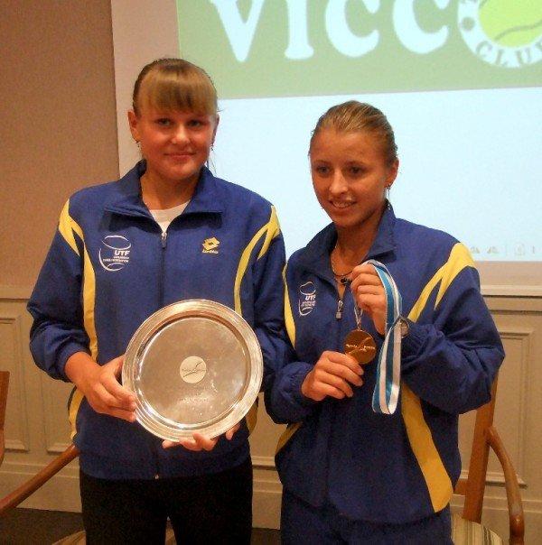 Донецкие теннисистки стали чемпионами Европы (фото), фото-1