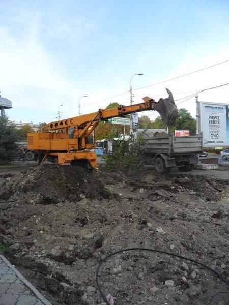 В центре Симферополя появится новая автостоянка (фото), фото-1
