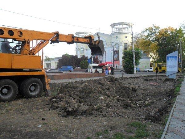 В центре Симферополя появится новая автостоянка (фото), фото-3