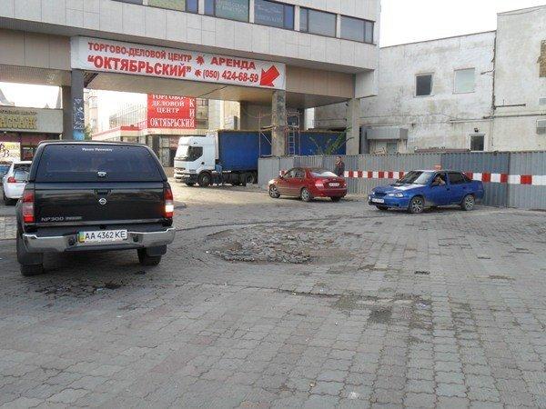 В центре Симферополя появится новая автостоянка (фото), фото-5