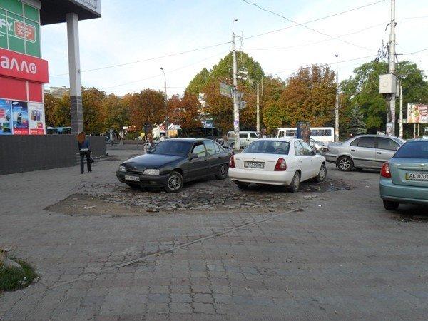 В центре Симферополя появится новая автостоянка (фото), фото-6