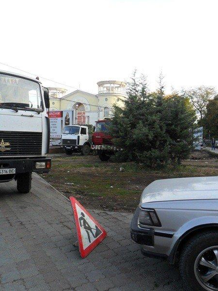 В центре Симферополя появится новая автостоянка (фото), фото-4
