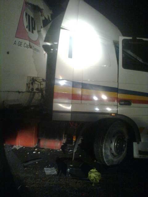 На Николаевщине лоб в лоб столкнулись два грузовика. Есть пострадавшие (ФОТО), фото-1